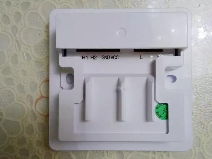 普通线控器XK61一样都是触摸按键