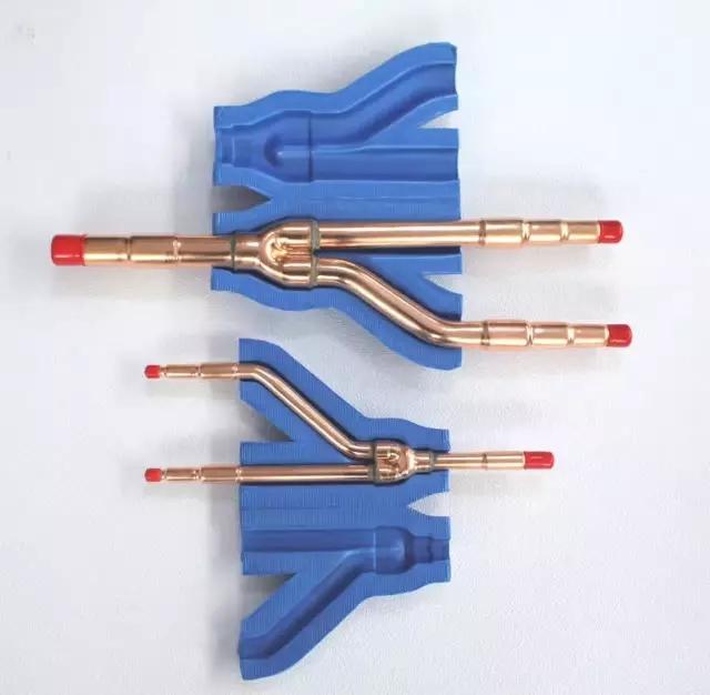 格力中央空调分歧管在多联机管路上的怎么选型合适?