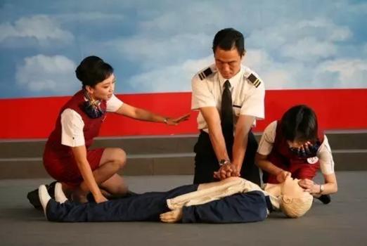 胸外挤压法