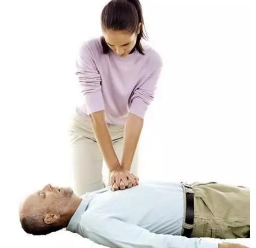 人工胸外按压法