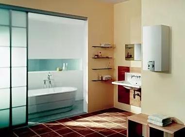 中央空调水系统+壁挂炉:采暖制冷生活热水一步到位