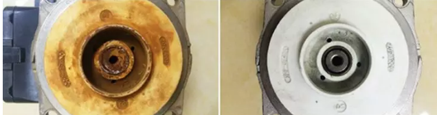 壁挂炉、地暖管道内滋生水垢直接导致热传导受阻,每增加0.1mm的水垢就会增加5%的能耗