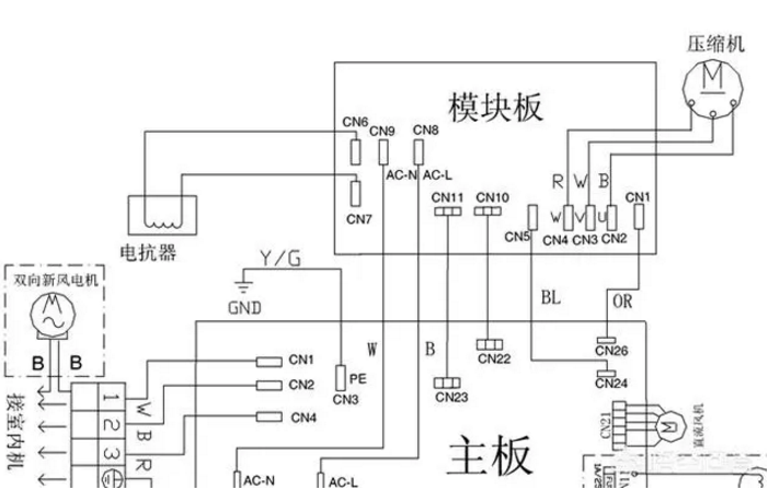 直流变频空调功率模块的原理及维修方法是什么?