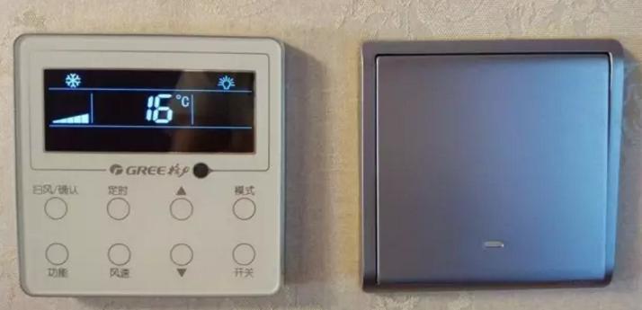 """格力五代多联机怎么从""""显示器""""上查看环温和室外温度?"""