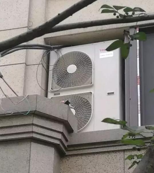 空调机位设计不合理,正在威胁我们的性命