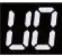 """内机显示""""A0""""外机LED3双88指示灯""""亮""""且显示""""U0"""""""