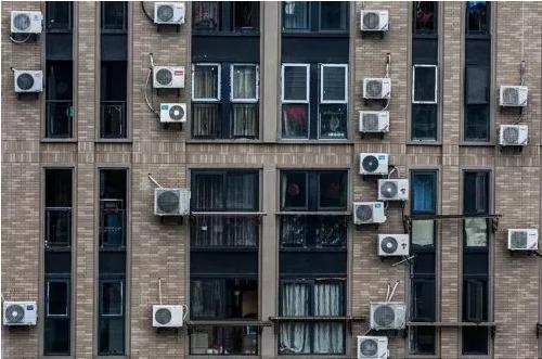 从中央空调降到单身公寓柜机