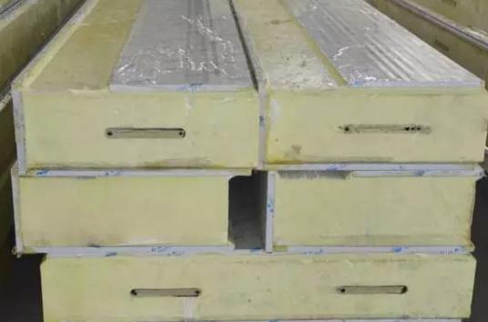 中温冷库通常选用100MM厚的冷库库板