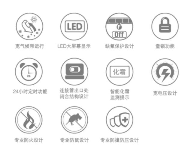 格力悦风-II柜机传承悦风系列其它 功能