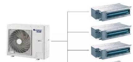 各种中央空调的基本定义