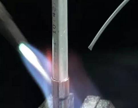 铜与钢的焊接