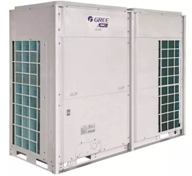 GMV-785W/A 采用四台压缩机制冷系统工作原理图如下: