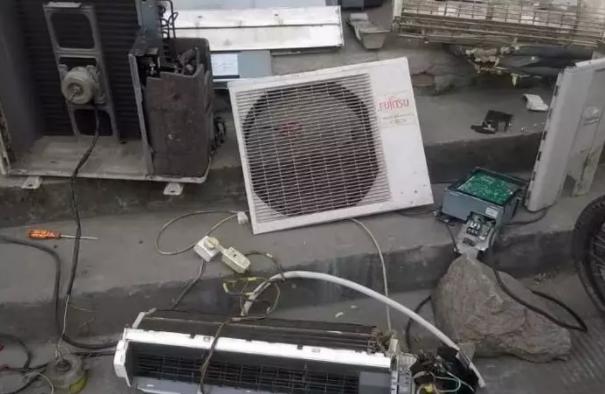 变频空调怎么改定频?高手表示,那都不是事