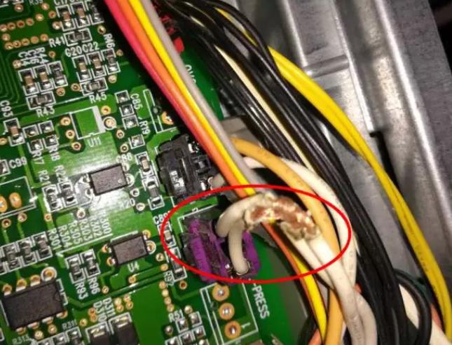第三步检查高压开关是否失效。