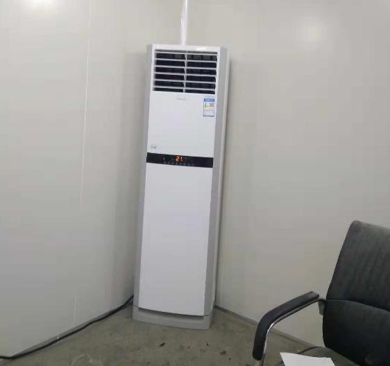 成都国家产品质量监督检验研究院格力工装柜挂机