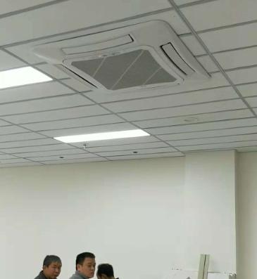 成华区万年场街道办事处安装格力天花机