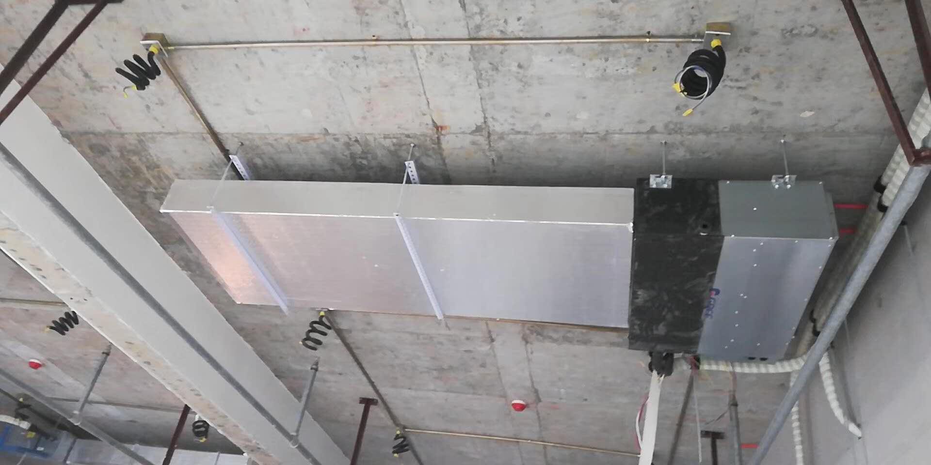 双流卡奇乐格力中央空调工装项目