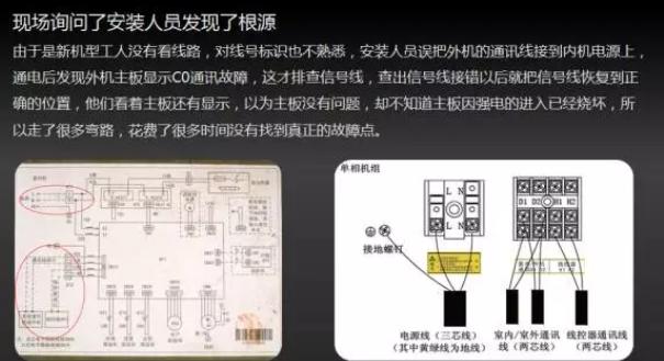 第一张电路图是贴在电器盒内测的