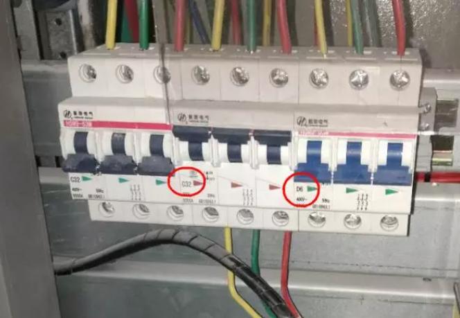 泄漏电流保护跳闸