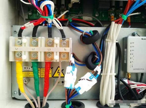 如果三相之间电压正常就可以放心的调相序,你会调吗