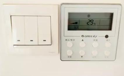 如果控制线没有问题,试着代换内机手操器