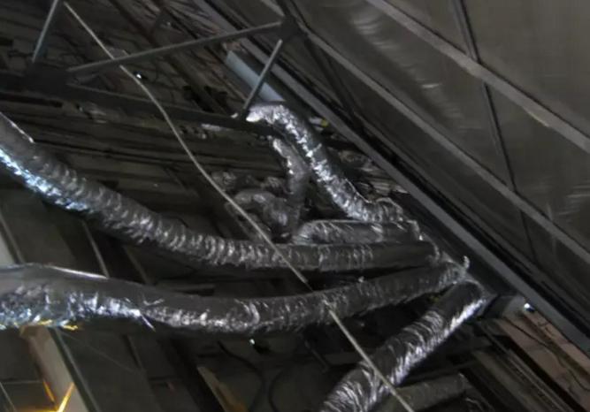 接线不合适引起压缩机频繁保护