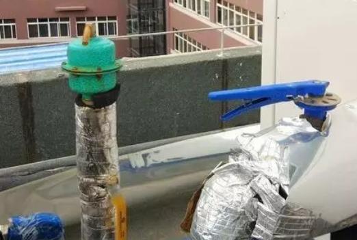 水泵进水管上不能安装排气阀