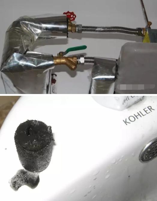 过滤器脏堵怎么处理?