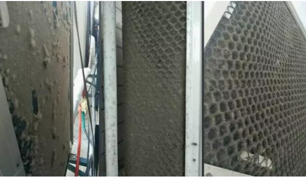 外机冷凝器脏堵的解决方法