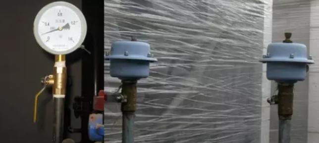 查看冷冻水泵选型合适,能满足机组运行需求;检查冷冻水系统过滤器,也没有过多的杂物;