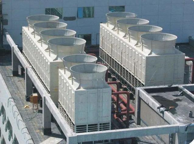 冷冻、冷却水系统清洗保养内容: