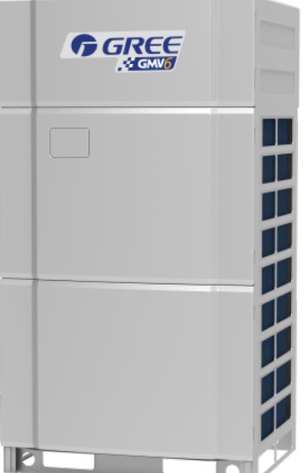 GMV 6人工智能多联空调机组商用多联机