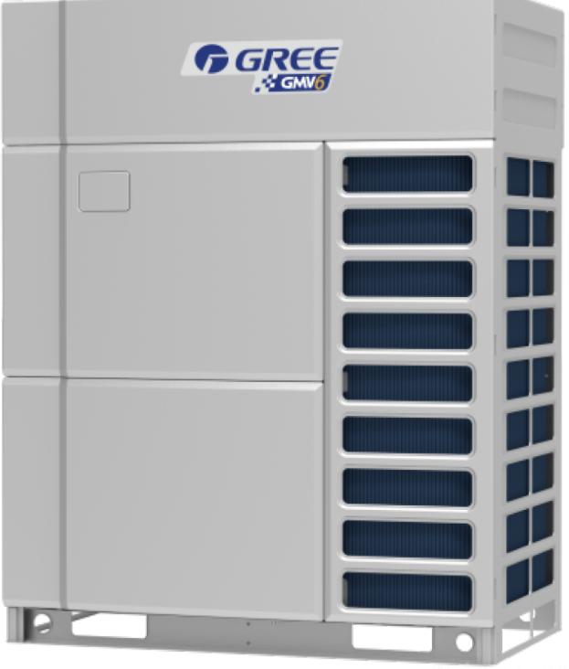 GMV ES直流变频多联空调机组商用多联机